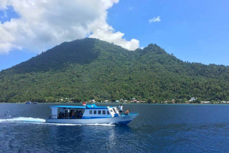 Manado Tua is always a great place to dive!