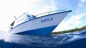 Kayla's bow