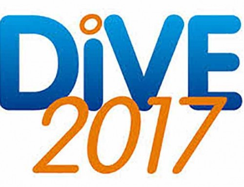 Eco Divers at Dive 2017 in Birmingham.