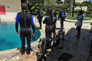 Get your PADI with Eco Divers