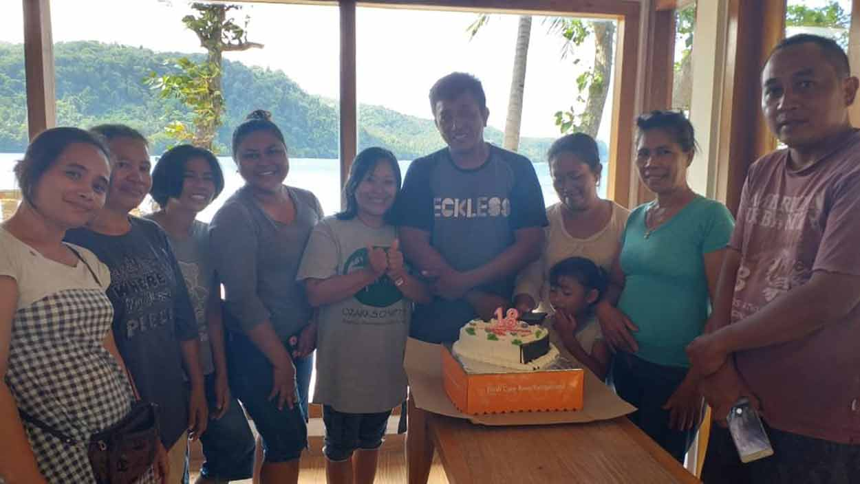 18th Birthday in Lembeh