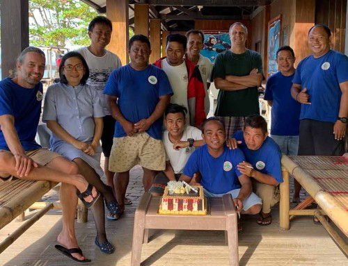 Happy 18th Birthday Eco Divers!