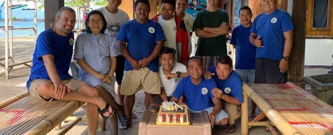 18th Birthday in Manado