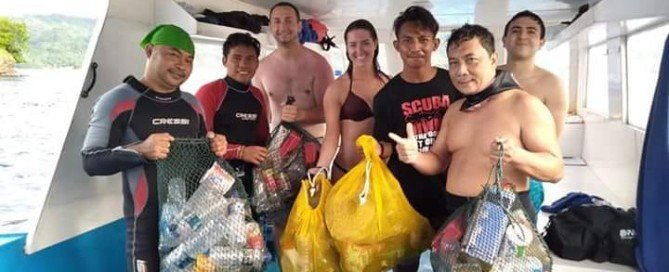 Underwater Cleanup