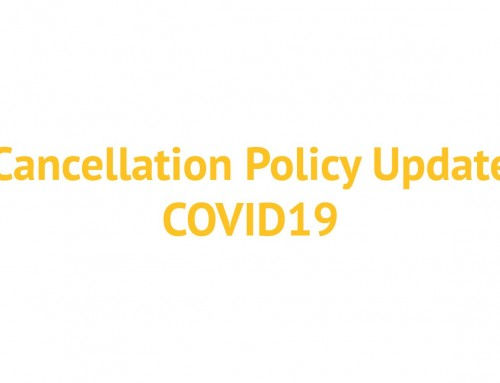 Cancellation Policy Update